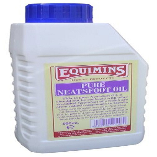 Equimins Horse Care Neatsfoot Oil 500ml Bottle
