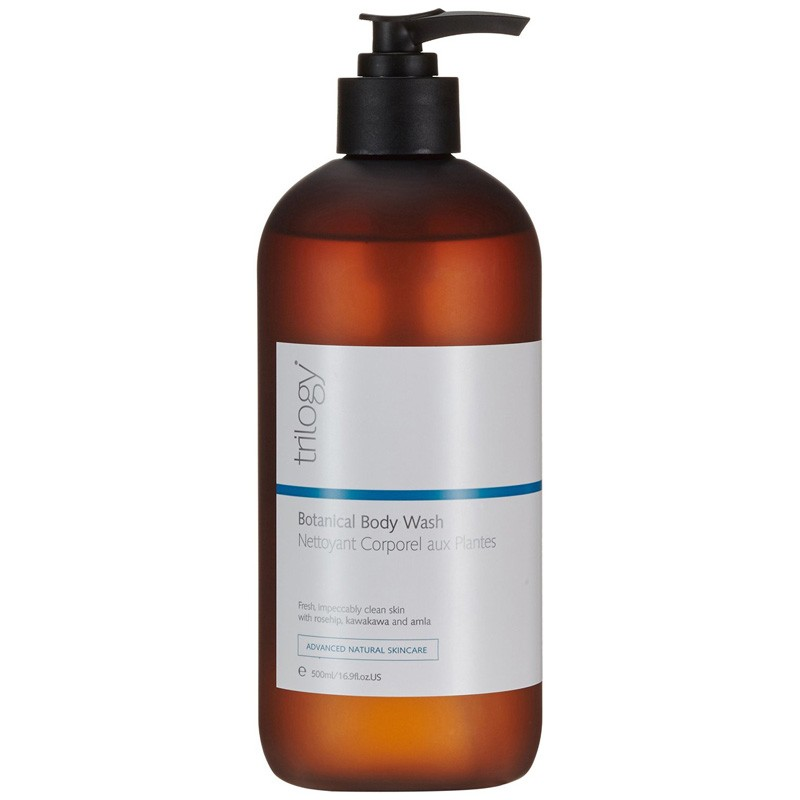 trilogy Botanical Body Wash 500 ml