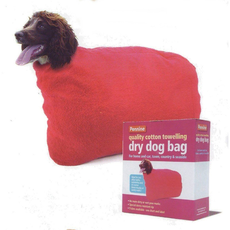 "Dry Dog Bag Size 5 (22"" neck)"