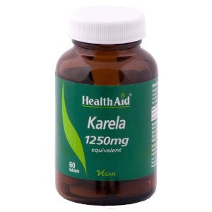 HealthAid Karela Extract 1250mg - 60 Tablets