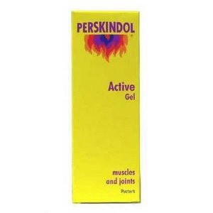 Perskindol Active Gel Dual Action Relief for Muscle Pain 100ml