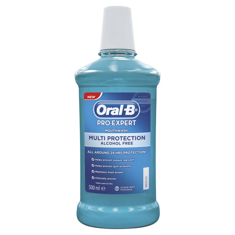Oral-B Pro-Expert Multi Protection Mouth Rinse 500 ml