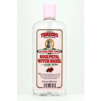 Thayers Rose Petal Witch Hazel Alcohol Free Toner with Organ