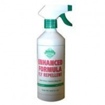 Barrier Enhanced Formula Fly Repellent Spray for Horses 500ml