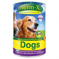Verm X Herbal Crunchies for Dogs (Pack Size: 325g)