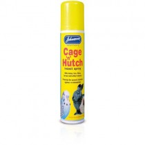 Johnsons Cage Hutch Clean Spray
