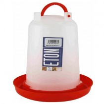 Eton Poultry Plastic Drinker with Handle, 3 Litre
