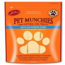 Pet Munchies Ocean Fish 100g