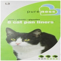 Cat Litter Tray Liners Van Ness Giant