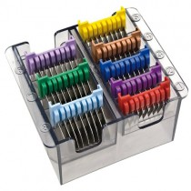 Wahl Arco Stainless Steel Comb Set