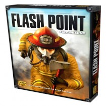 Flash Point Fire Rescue 2nd Edition Board Game