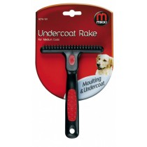 Mikki Undercoat Rake for Medium Coats