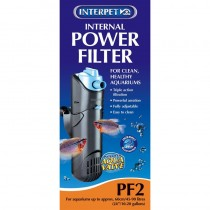 Interpet Water Filter - PF 2 - 500 Litres Per Hour/110 Gal/hr