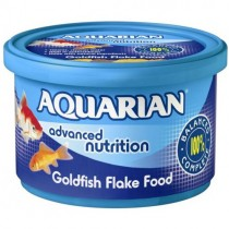 Aquarian Advanced Nutrition Goldfish Flake Food