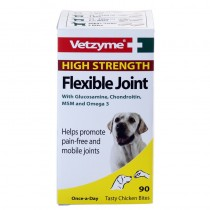 Vetzyme High Strength Flexible Joint (90 Tablets)