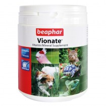 Sherleys Vionate 120g For Dogs and Cats Vitamins
