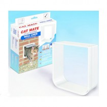 Cat Mate Wall Liner White