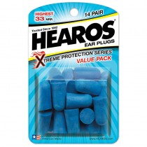 Hearos, Ear Plugs - Xtreme Protection Series 14 pr