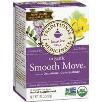 Traditional Medicinals, Blends Teas-Smooth Move - 16 - Bag