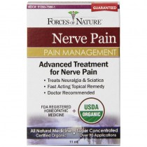 Forces Of Nature, Organic Nerve Pain Management, 11ml