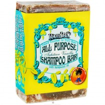 Knotty Boy, All Purpose Shampoo Bar Tahitian Vanilla 4 oz