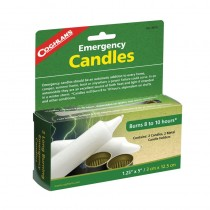 Coghlan's, Long Burning Emergency Candles (2 in Pack)