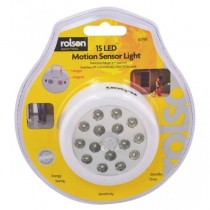 Rolson 61795 15 Led Sensor Light