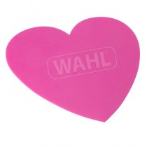 Wahl Heart Shaped Silicone Colour Changing Heat Mat