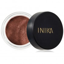 INIKA Mineral Eyeshadow, Burnt Sienna