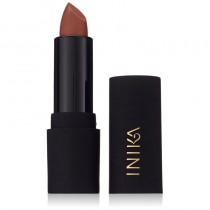 INIKA Vegan Lipstick, Bordeaux Bliss