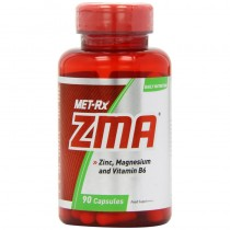 MET-Rx ZMA Strength and Muscle Gain Capsules - Tub of 90