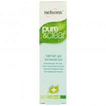 Nelsons Pure & Clear Anti Blemish Treatment Gel - 10 g