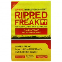Pharma Freak Ripped Freak Hybrid Fat Burner Capsules - Box of 60
