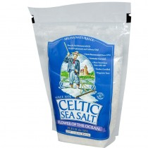 Celtic Sea Salt, Flower of the Ocean, 1 lb (454 g)