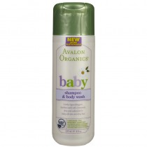 Baby Shampoo and Body Wash 8 Ounces [Health and Beauty]
