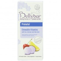 Complete Prenatal Multivitamin, Mixed Fruit, 60 Chew Tabs