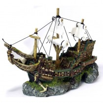 Classic Ornamental Galleon 33cm