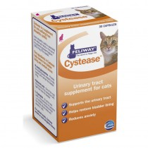 Cystease Advanced Urinary Tract Support For Cats (30 Tablets)