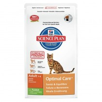 Hill's Feline Adult with Rabbit Dry Mix 2 kg