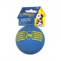 JW Pet iSqueak Ball Dog Toy (Size: Medium)