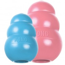 Kong Puppy Toy, Large (Various Colours)