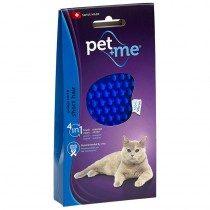 Pet + Me Multifunctional Grooming Brush Short Hair Cat