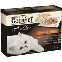 Gourmet A La Carte Collection 40 X 85G