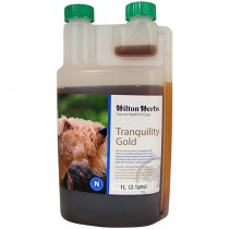 Hilton Canine Tranquility Gold Herbal Solution 1 Litre