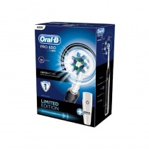 Oral-B Pro 650 Black Power CrossAction Toothbrush