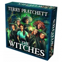 Terry Pratchett The Witches Board Game