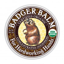 Badger Balm for Hard Working Hands Certified Organic 56g