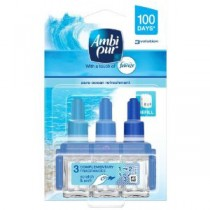 Ambi Pur 3Volution Plug In Refill Pure Ocean Refresh 20 ml