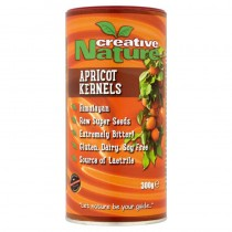 Creative Nature Apricot Kernels 300 g