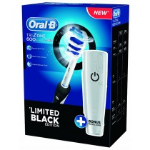 Braun Oral-B TriZone 600 Power Toothbrush Black Limited Edition